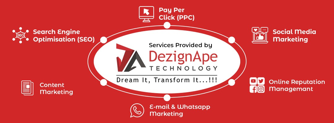 SERVICES OFFERED BY A DIGITAL MARKETING AGENCY