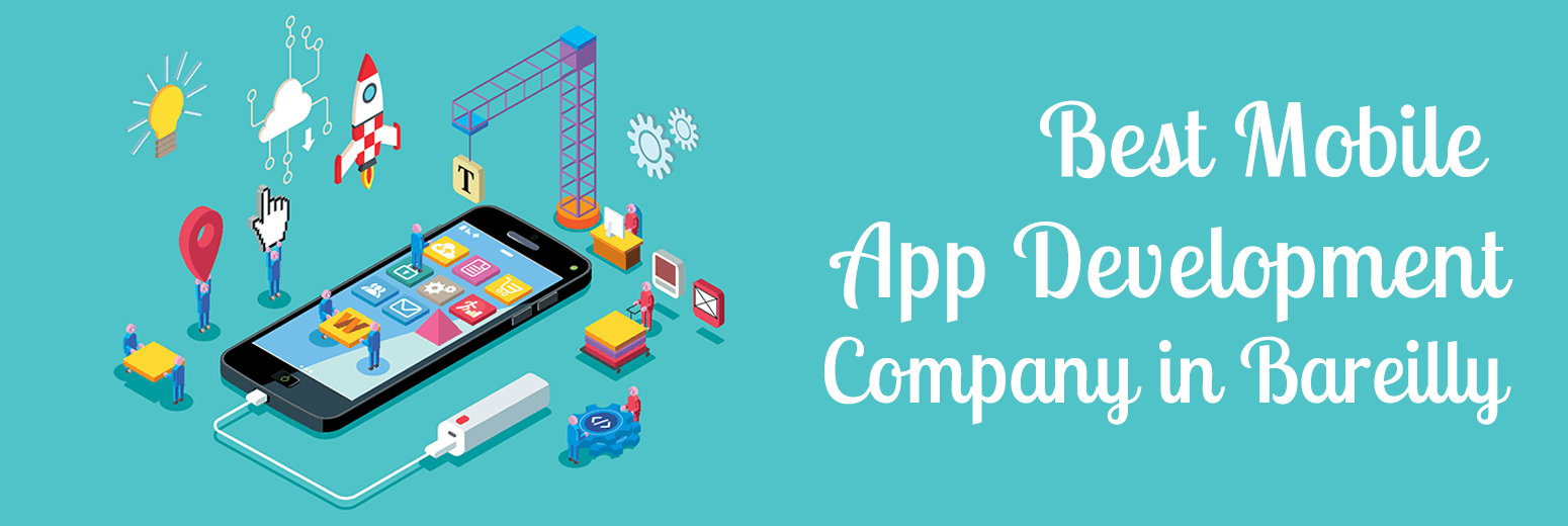 BEST MOBILE APP DEVELOPMENT COMPANY IN BAREILLY E-COMMERCE APP